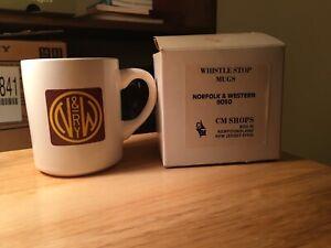 Norfolk & Western Railroad Coffee Mug