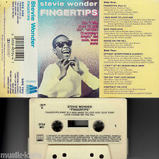 STEVIE WONDER - Fingertips > MC Musikkassette