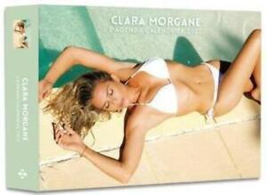 l'agenda-calendrier Clara Morgane (édition 2022)