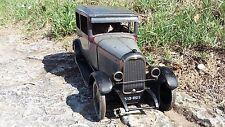 jouet citroen C6 Berline année 1929   1er version long 39 cm
