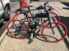 New 2-Stroke/80Cc Complete Motorized Bicycle fixed gear