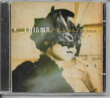CD ALBUM 11 TITRES--ENIGMA--THE SCREEN BEHIND THE MIRROR--2000