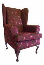 Fabric Living Room Traditional Chairs with 1 Pieces