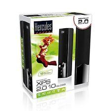 Hercules XPS 2.0 10 Gloss Attive Minispeaker altoparlanti speaker informatica pc