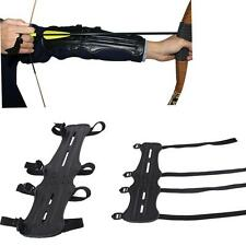 Archery Target Protective Gear 4 Straps Adjustable Arm Guard Protection Hunting