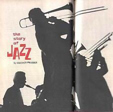 JAZZ 1959 PICTORIAL HISTORY LOUIS ARMSTRONG BILLIE HOLIDAY BIX BEIDERBECKE ETC