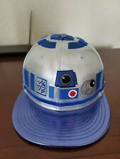 Rare Authentic Star Wars R2D2 Fitted New Era Hat Disney Marvel  Limited