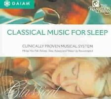 Classical Music to Sleep. Dr. Jeffrey Thompson's Delta Sleep Solution (Audio CD)