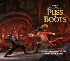 The Art of Puss in Boots (Hardcover), Zahed, Ramin, BRAND NEW