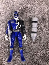 Power Rangers SPD Blue Light Patrol Ranger