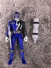 Power Rangers SPD Blue Light Patrol Ranger
