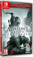 Assassins Creed III Remastered SWITCH