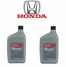 2 - Quarts Honda Genuine Dual pump differential fluid **super fast shipping**