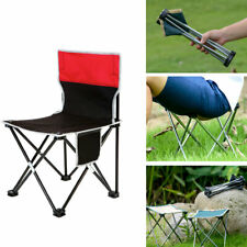 Hiking Folding Chair Camping Casual Outdoor Portable Mini Seat Fishing Travel