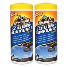 Armor All Scheiben-Reinigungstücher streifenfrei 30 Tücher (2er Pack)