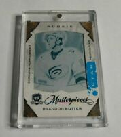 R7823 - BRANDON SUTTER - 2008/09 THE CUP - RC MASTERPIECES PRINTING PLATE - #1/1
