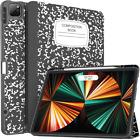 12.9 iPad Pro Case 5th Gen 2021 Flip Cover Folio Full Body Protection Shockproof