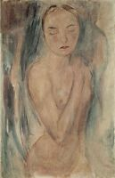 "perfact 24x36 famous oil painting handpainted on canvas""a naked girl""@N3251"