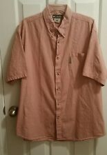 Columbia XCO Men's Button Down Shirt XXL Short Sleeve