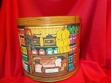 "Hallmark Collectible Tin, ""General Store Stocked Shelves Display"""