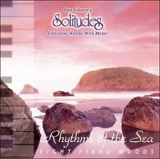 Rhythms of the Sea: Eight Piano Moods (Solitudes) Gibson, Dan, Herberman, John