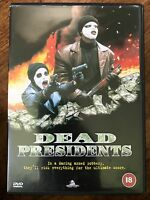 Larenz Tate Chris Tucker DEAD PRESIDENTS ~ 1995 Hughes Bros Crime Drama | UK DVD