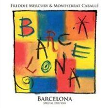 Freddie Mercury Montserrat Caballe Barcelona CD Special Edition Album 2012