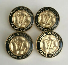 Louis Vuitton LV Buttons - Listing for 4 Buttons, 18mm
