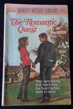 THE ROMANTIC QUEST (Women's Weekly Library 917, 1973)