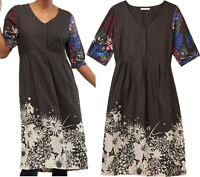 SENSATIONAL! WHITE STUFF Womens 'Erina' Woven Floral Viscose Dress 8 - 20 £75