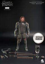 Threezero TZ-GOT-005 1/6 Game of Thrones Sandor Clegane Exclusive Figure Used
