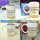 Creative Prescription Céramique RX Médicament Médicale Tasse à café Tasses