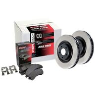 StopTech 909.47001 Front Preferred Axle Pack