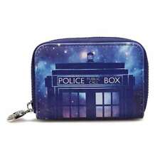 OFFICIAL 13TH DOCTOR DR WHO TARDIS GALAXY PURSE WALLET NEW WITH TAGS