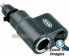 12v Car Van 2 Way Multi Socket Tilt Action Cigarette Lighter Adapter RMS1
