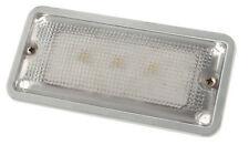 GROTE 61961 - Courtesy and Dome Rectangular LED Lamp, Courtesy, Rectangular, Whi