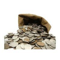 Lot de 1 kilo de pièces de monnaie francaise et etrangere de collection à trier