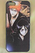 USA Seller Apple iPhone  5 / 5s / SE  Anime Phone case  Bleach Ichigo & Rukia