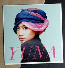 YUNA LIVE YOUR LIFE PHOTO PHARRELL SCARF HAT MUSIC STICKER