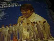 12 IN A ROE A COLLECTION OF TOMMY ROE'S GREATEST HITS / 1969 ABC RECORDS ALBUM