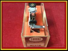 New Shure WC6TM Cartridge w/ A6S Needle/Stylus PC6SAM PC6SEM Magnavox 560218-2