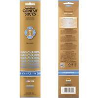 12x Packs Gonesh Classic Incense Sticks Extra Rich - Nag Champa 20 Stick Count