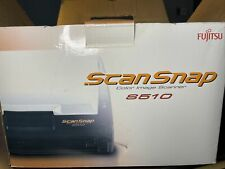 New ListingFujitsu ScanSnap S510 Flatbed Scanner