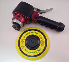 "6"" Heavy Duty Dual Action Orbital Sander"