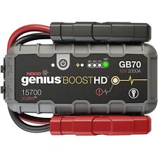 Noco® GB70 2000 Amp UltraSafe Lithium Jump Starter