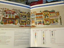 Wichelt Celebration Of 40 Years Cross Stitch Book-Mirabilia/Mill Hill/Jim Shore/