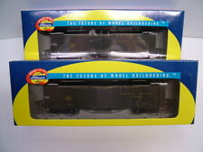 Athearn HO Scale Nashville, Chattanooga & St. Louis Express Reefers (Lot of 2)