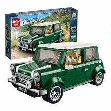 HOT! Technic series MINI Cooper Model Building Kits Minifigures Blocks Toy 21002