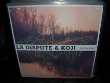LA DISPUTE & KOJI never come undone ( rock ) red vinyl