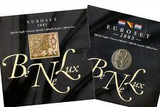 Benelux euro set 2003 + zilveren penning